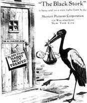 1917 Black Stork Movie