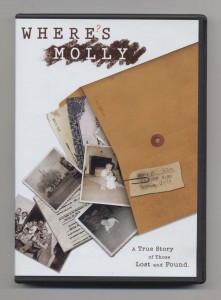 """Where's Molly?"" DVD"