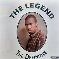 Legend CD by Avery Gill
