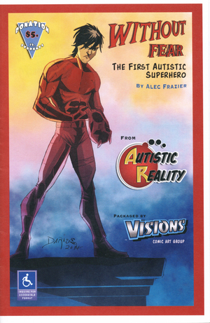 Without Fear: The First Autistic Superhero